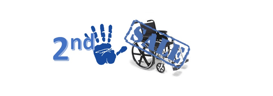 Two second hand children's wheelchairs for sale