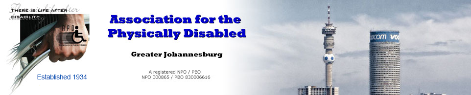 APD - Association for the Physically Disabled